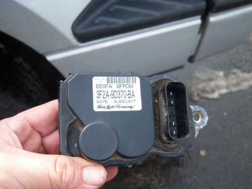 Truck will not start - fuel pump drive module FPDM - Ford F150 Forum