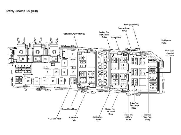 2008 Ford Escape Hybrid Wiring Diagram Schematic Diagram Schematic