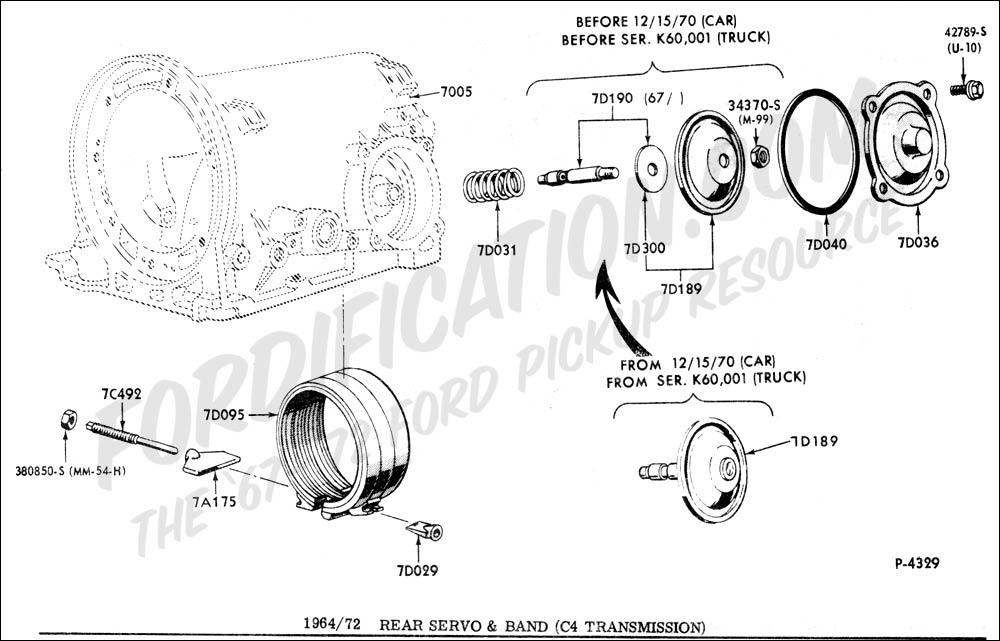 ford c6 transmission