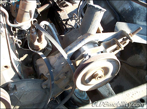 85 Chevrolet Steering Column Wiring Diagram How To Install Power Steering In A 2wd F100 250 350