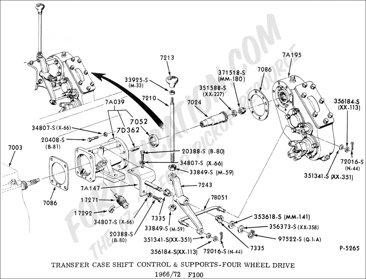 t85 1967 ford wiring diagram