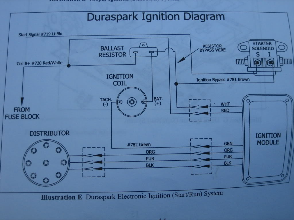 1947 Lincoln Wiring Diagram Duraspark Ii Wiring Question Page 2 Ford Muscle Forums