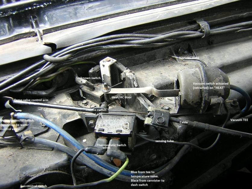 muscle car engine diagram