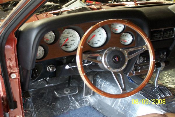 Classic Instrument 69 - 70 Panel / Gauge Set - Ford Muscle Forums