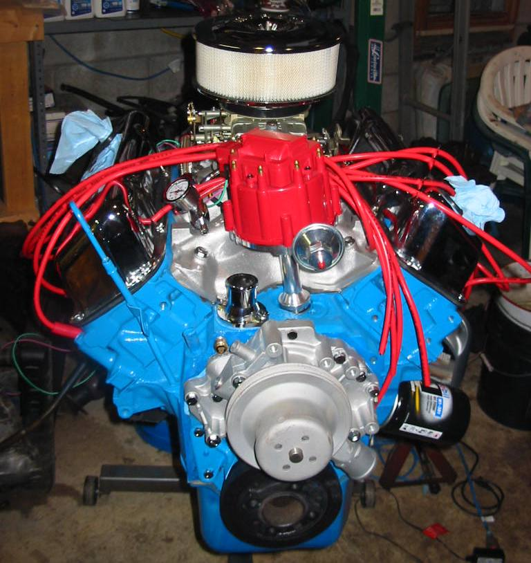 1975 Ford Ranchero 500 Likewise Ford 351 Windsor Engine Diagram