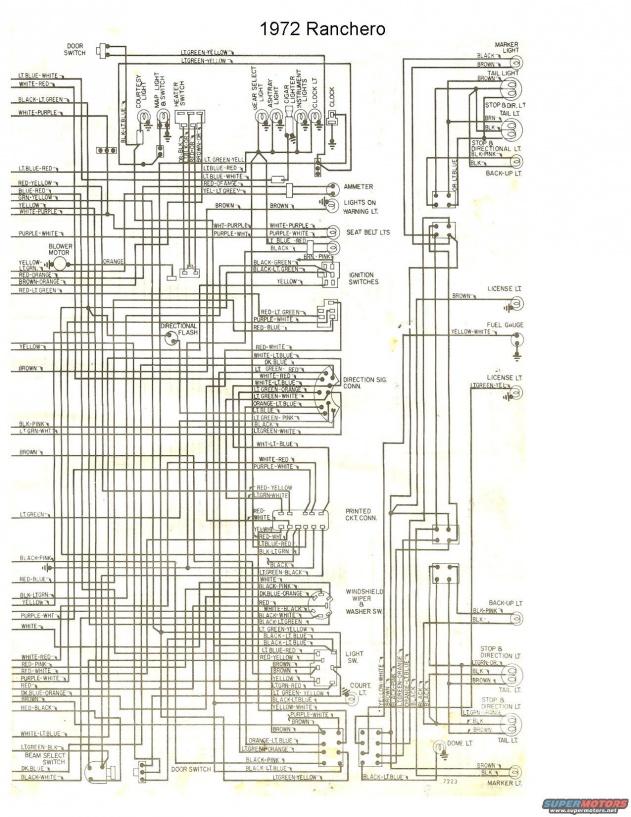 1970 torino ac wiring diagram