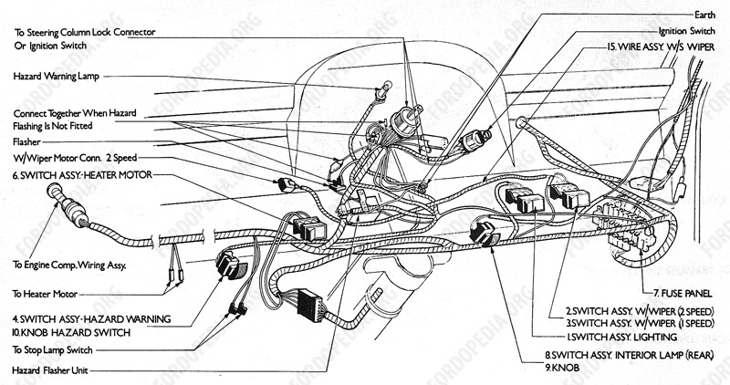 Ford Van Diagram Wiring Diagram