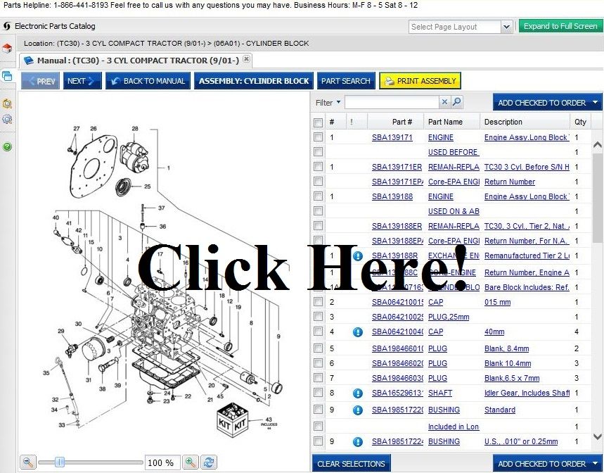 Ford Parts Wiring - Wiring Diagram Progresif