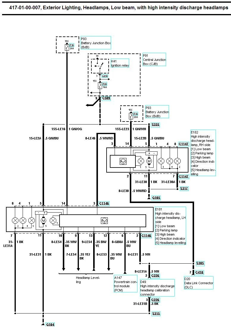 For F350 Injector Wiring Harness Free Download File Xenon2 Jpg Www Fordwiki Co Uk