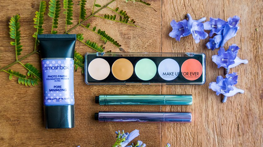 How to Apply Color Correcting Concealer - MYSA