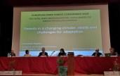 Eustafor State Forest Conference a Cagliari