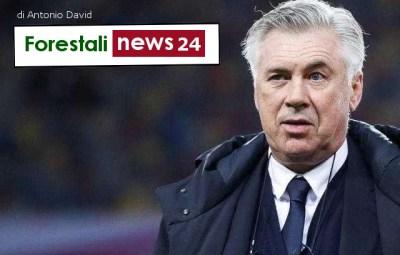 Carlo Ancelotti è il nuovo allenatore del Napoli !