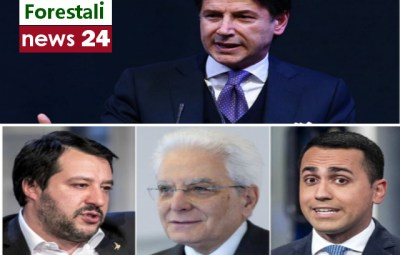 In attesa di Mattarella, l'UE bacchetta il nuovo governo !