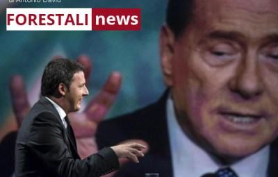 Sul nuovo governo pronta l'opposizione di Renzi e Berlusconi !