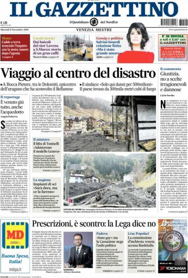 il_gazzettino-2018-11-06-5be0cbde70c7d