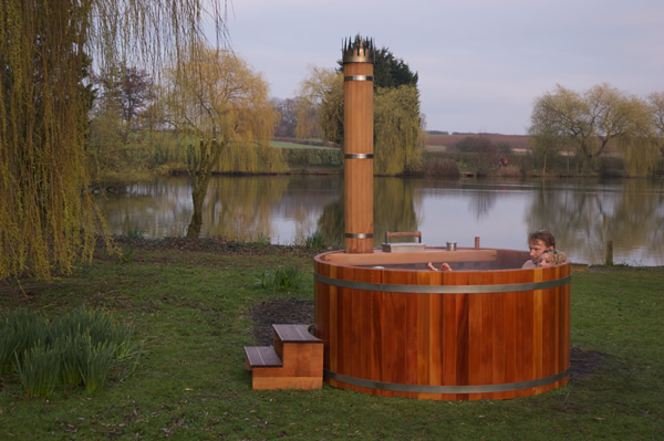 Wood Fired Hot Tubs Forestflame