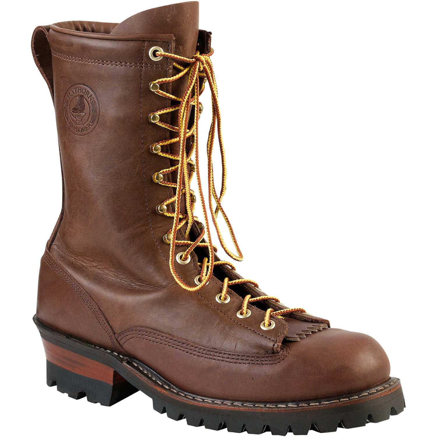 Brown Size 105 Whites Boots Hathorn Explorer Lace To