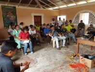 FLEGT Consultation held in the Villages of Rupertee, Wowetta and Toka 2