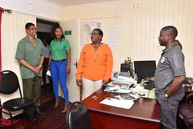 Guyana Forestry Commission to construct new office in 2018-to improve working conditions