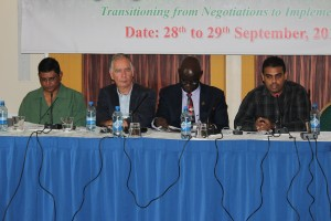 FLEGT Seminar: Sharing Regional Lessons on VPA Processes Transitioning from Negotiation to Implementation (28th – 29th September, 2016)