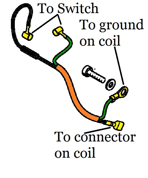 Basic Ignition Coil Wiring - Wiring Diagrams