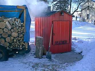 Outdoor Wood Furnaces In General Board