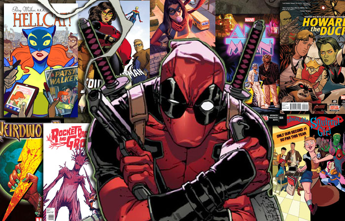 Download Cute Wallpapers For Pc 10 Funny Marvel Comics That Don T Star Deadpool Forevergeek