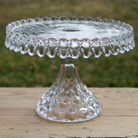 Vintage Cake Plate & #1139 - Vintage/Antique Footed Glass ...