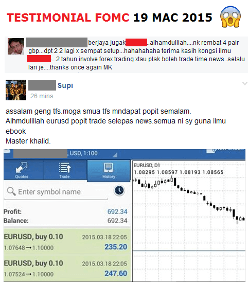 Full time trader forex malaysia