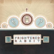 Frightened Rabbit living in colour
