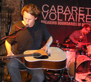 FFS For Folk's Sake Ben Howard Live Edinburgh Cabaret Voltaire