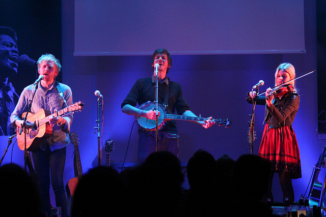 Gerard & The Watchmen at FFS's Royal Albert Hall show