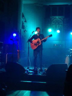 For Folk's Sake | Sam Brookes | LIve | St Pancras Old Church