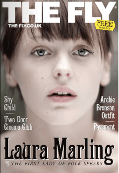 The Fly Magazine Laura Marling