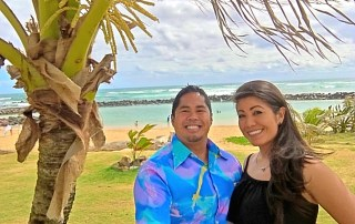 "Jacob ""Smilie"" Punzal and Candee Riopta of Au'rai Fitness and the Friends of Kamalani and Lydgate Park have teamed up to produce a fun-filled Earth Day in Lydgate Park for the whole family on Saturday, April 16, starting at 7:30 a.m."
