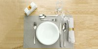 Types of table setup in restaurant | Forketers