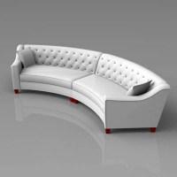 Riemann Tufted Sofa 3D Model - FormFonts 3D Models & Textures