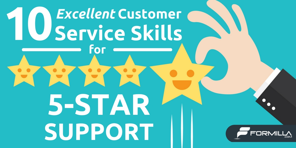 ... 10 Excellent Customer Service Skills For 5 Star Support Formilla    Definition Of Excellent Customer ...  Definition Of Excellent Customer Service