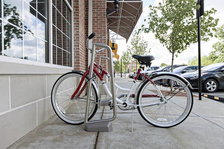 Bike Racks Forms Surfaces