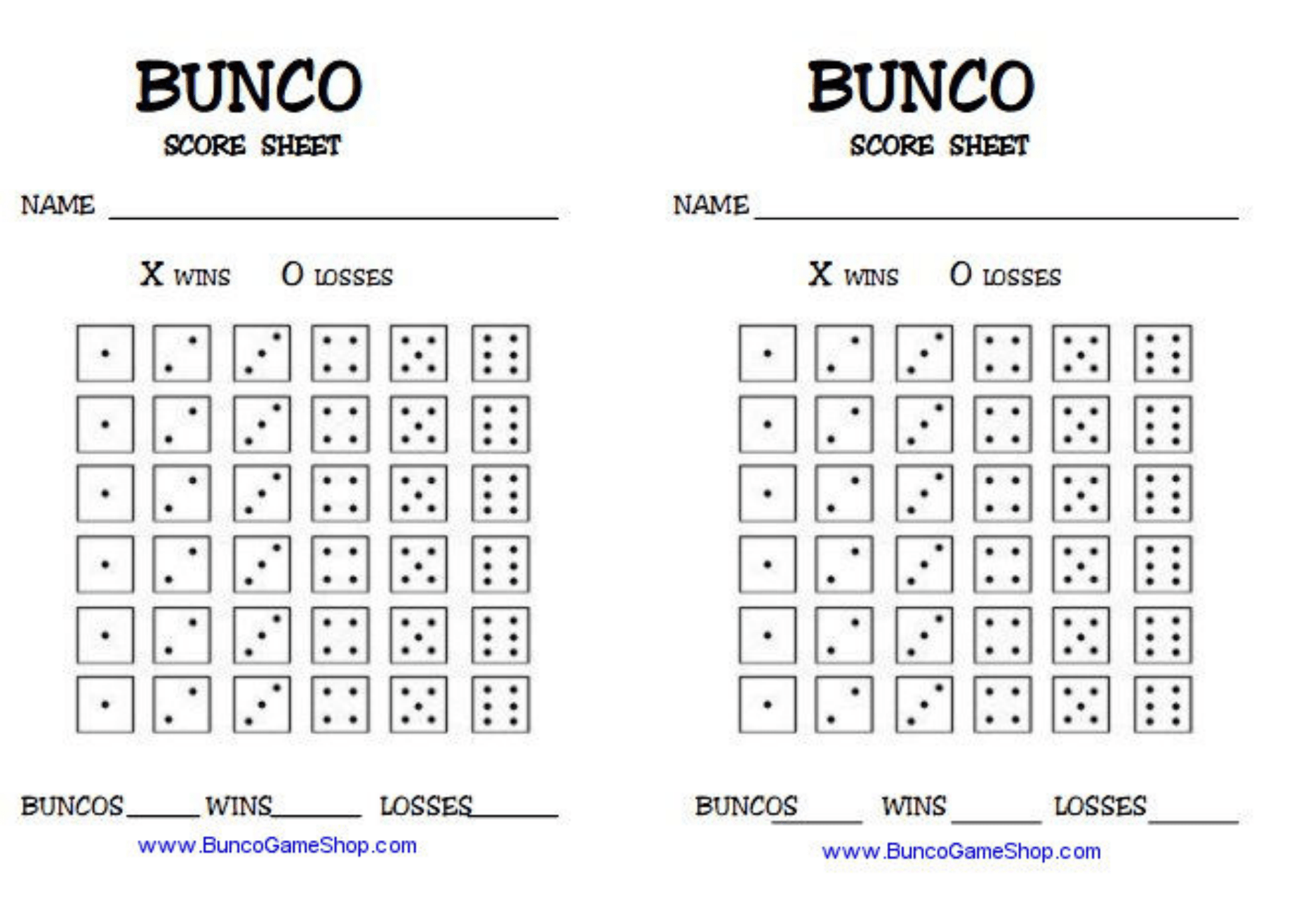 photo relating to Free Printable Bunco Score Cards identify Resume Ranking Sheet Address Letter And Resume Samples By way of Market