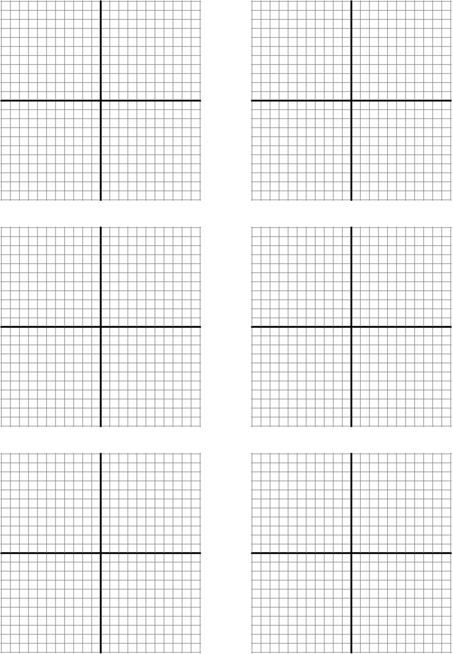 Doc555717 Print Graph Paper Word Printable Graph Paper – Word Graph Template