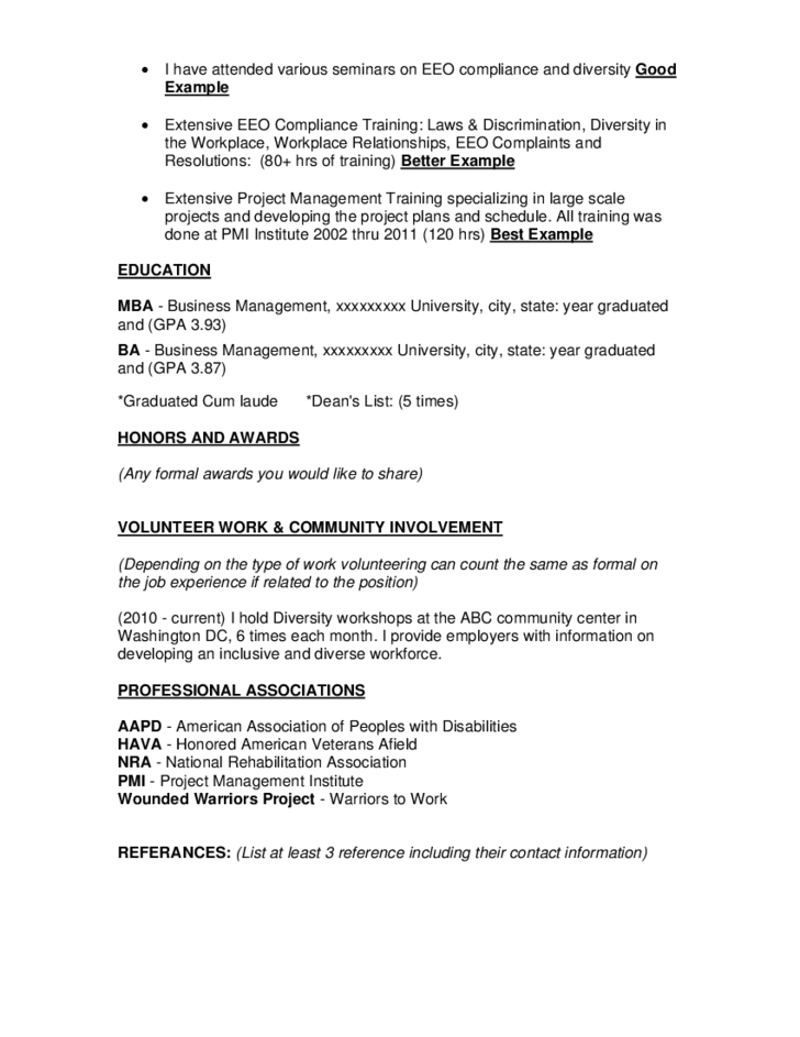 cashier resume template example