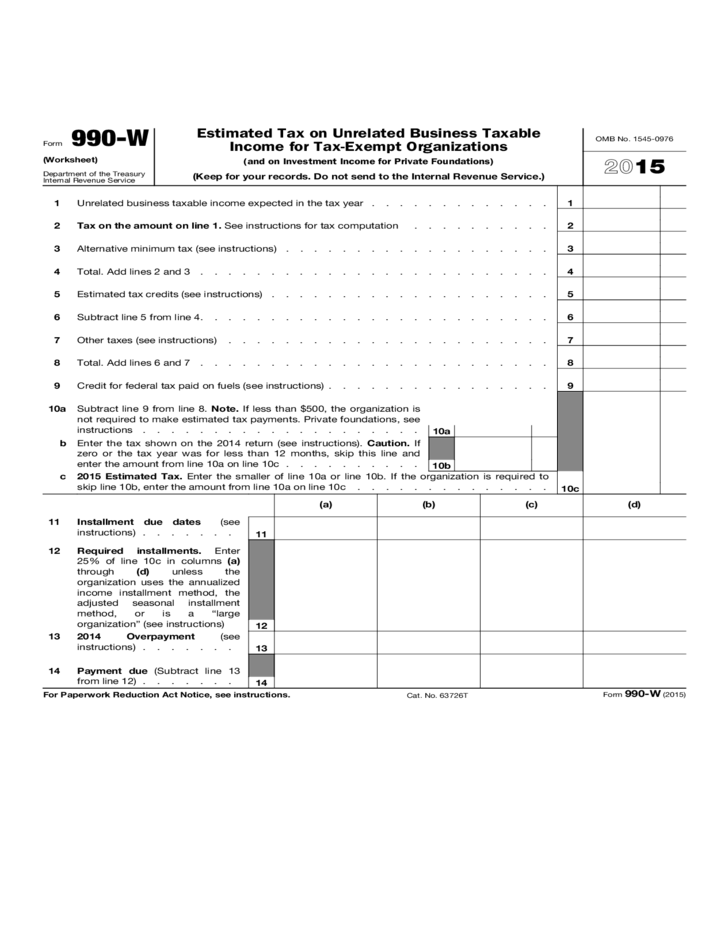 Irs Tax Computation Worksheet – Tax Computation Worksheet