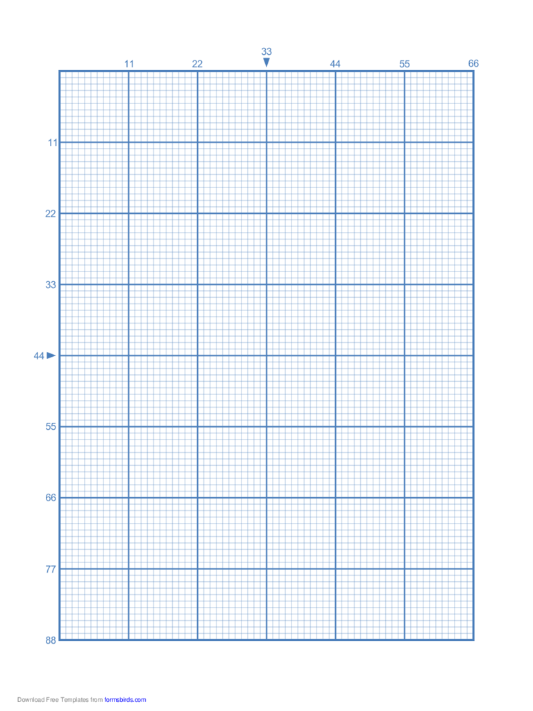 division graph paper