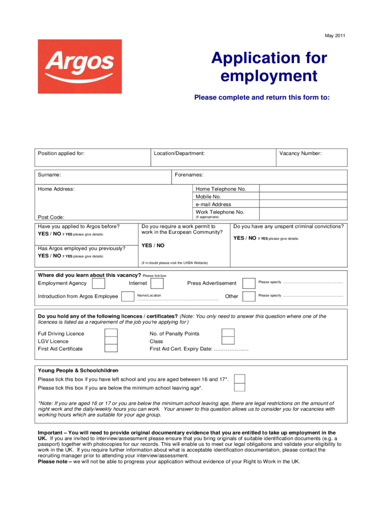 Employment Application Form Job Application Form 103 Free Templates In Pdf Word