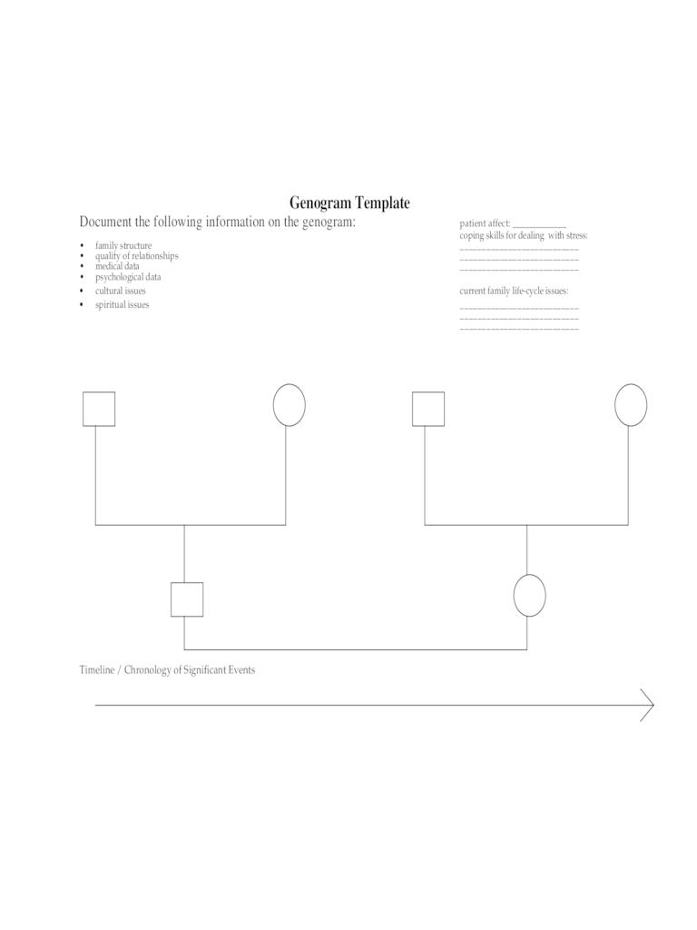 Resume Blank Pdf Download Resume Template For Free Formxls Genogram Template 7 Free Templates In Pdf Word Excel