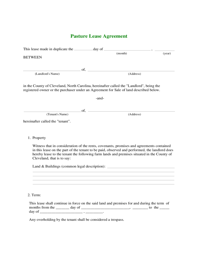Rental Agreement California Word Document – Short Term Rental Contract Form