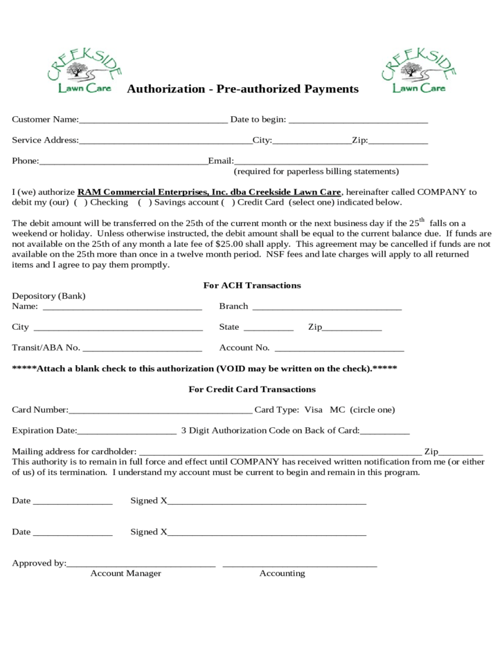 Landscaping Contract Agreement Pdf – Home Maintenance Services Agreement