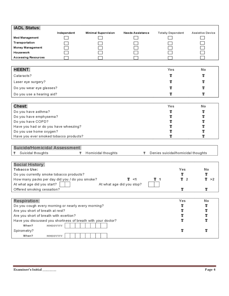 Resume Forms Blank Free Printable Editable Blank Resume Template In Word For Blank Medicare Health Risk Assessment Form Free Download