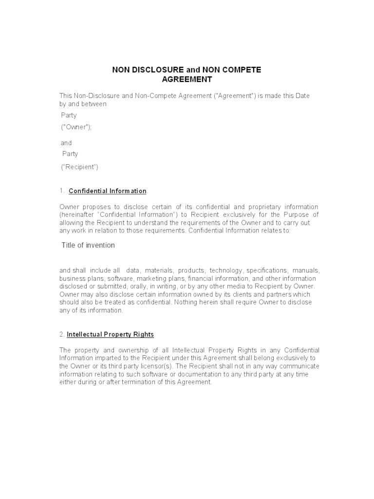 non compete agreement sample resume sample resume for dental non compete agreement sample resume